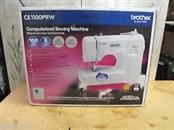 BROTHER Sewing Machine CE1100PRW